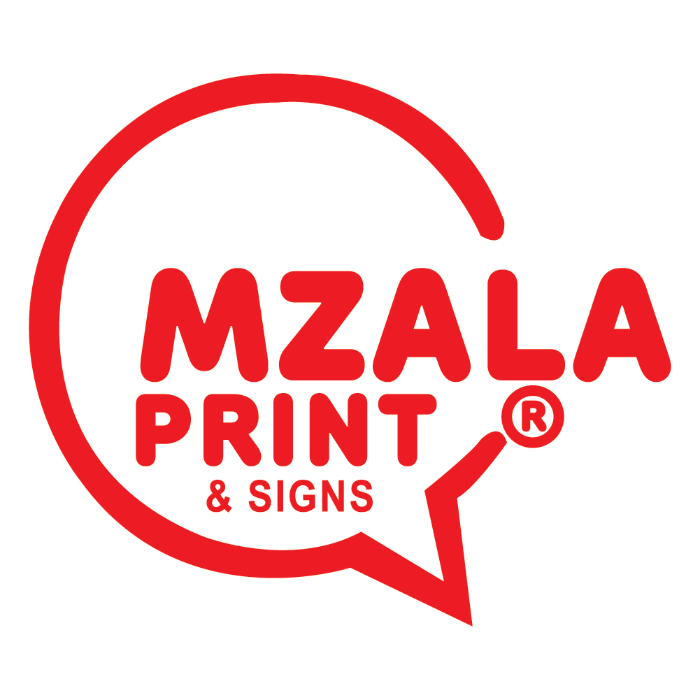 Mzala Print & Signs - Large format printing | promotional merchandise | Embroidery | Flighting